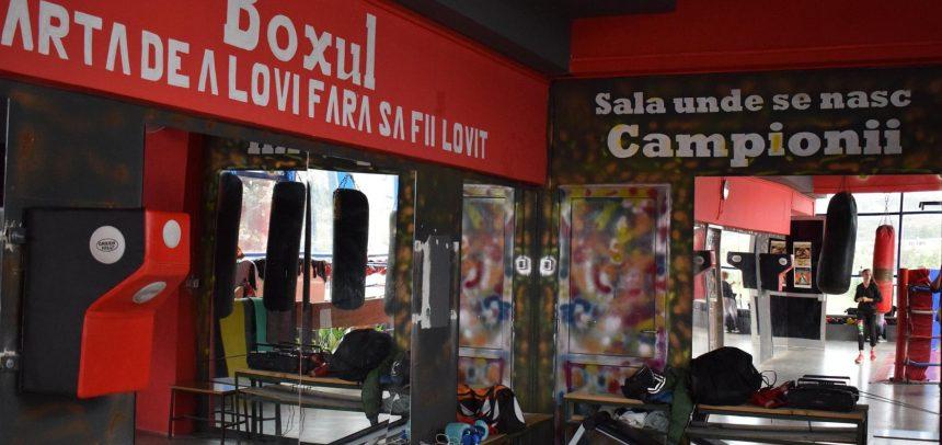 Pugiliștii universitari au câștigat sparingul de la Sibiu