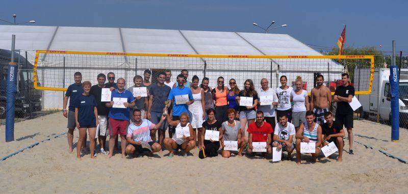 Cupa Presei la Beach Volley – Ediția a V-a