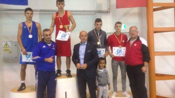 Doghi Dorin, bronz la Campionatul Național