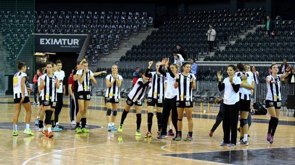 Echipa de handbal feminin se deplasează la Ploiești