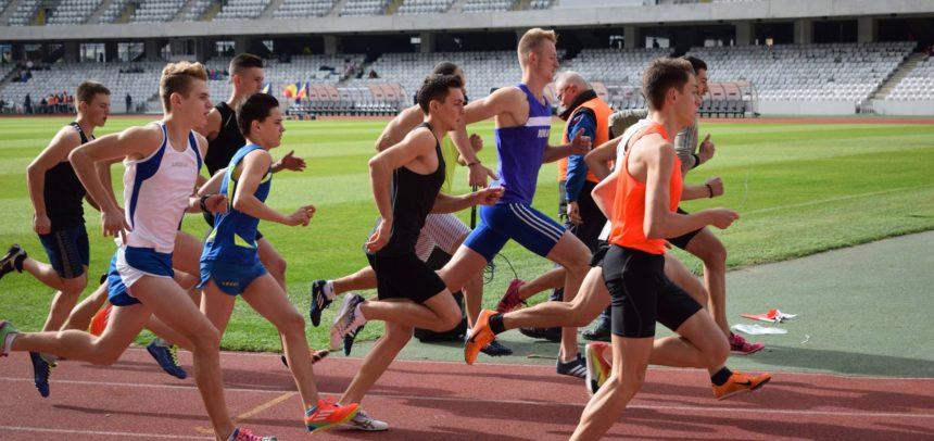 Șaisprezece medalii obținute de atleții universitari la Pitești
