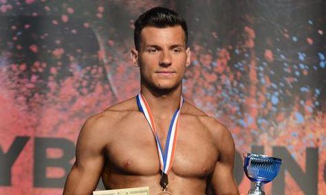 Ovidiu Butoeru, bronz la Campionatul European