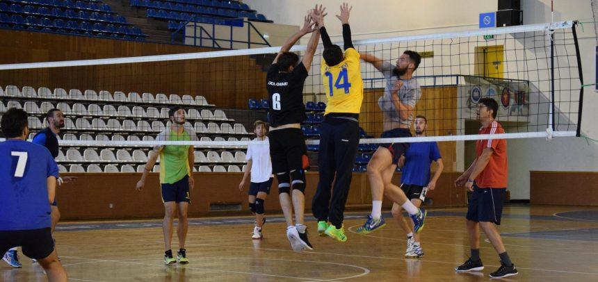 Formația de volei masculin debutează în Cupa României