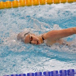 """Cinci sportivi de la """"U"""" înoată pentru medalii la Hunedoara"""