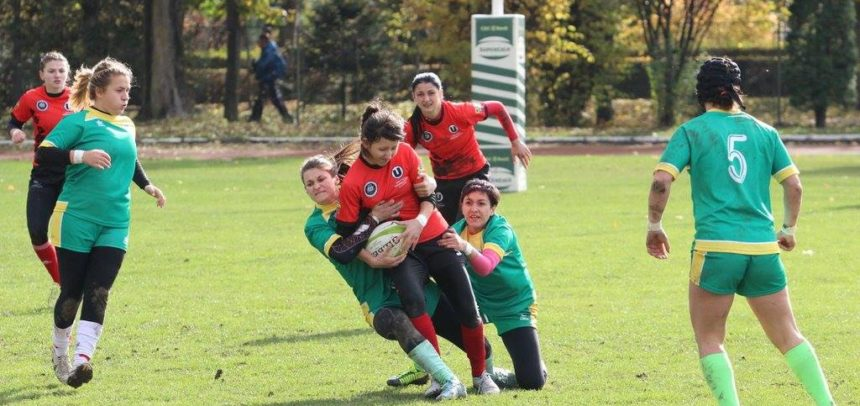 Etapa a II-a de Rugby în 7 feminin se amână