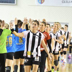 """Meci la Zalău pentru """"studentele"""" lui Florentin Pera"""