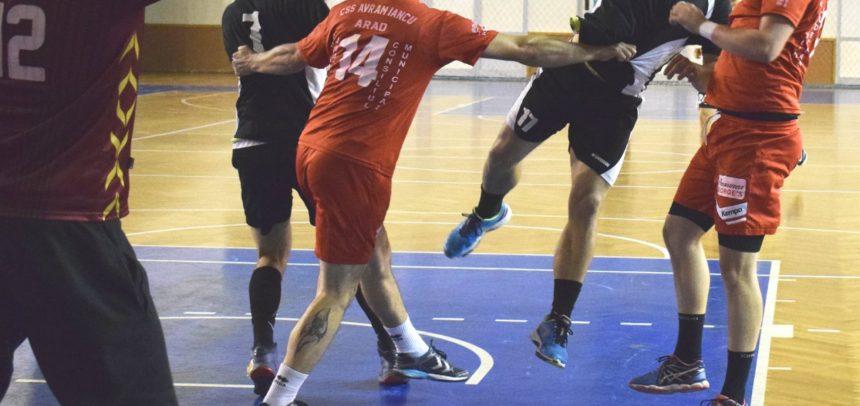 Meci dificil la Tg. Jiu pentru handbaliști