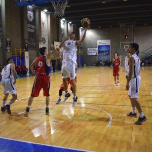 Duel cu Timba Timișoara pentru formația masculină de baschet