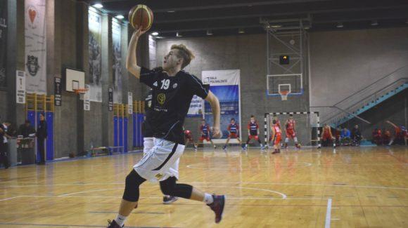Formația de baschet masculin primește vizita celor din Miercurea Ciuc