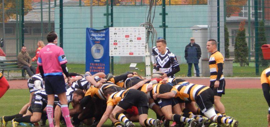Șapte rugbyști la Naționala U20