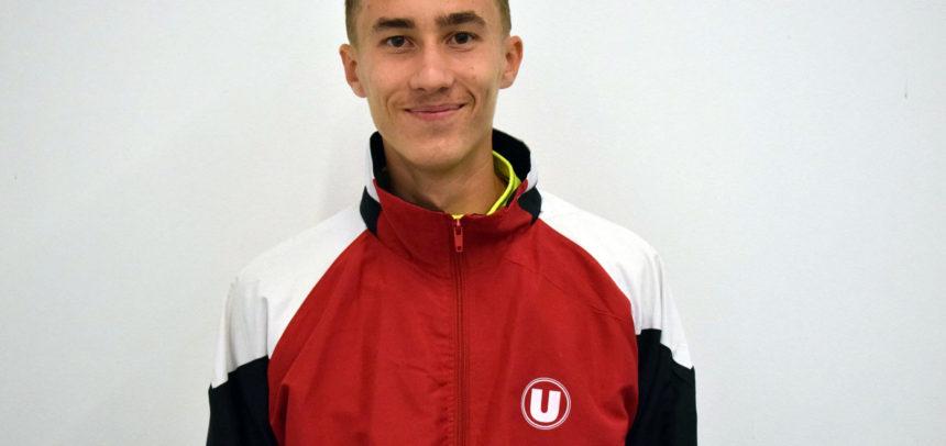 Marius Dumitru, câștigătorul probei de 10 km la Crosul de Noapte