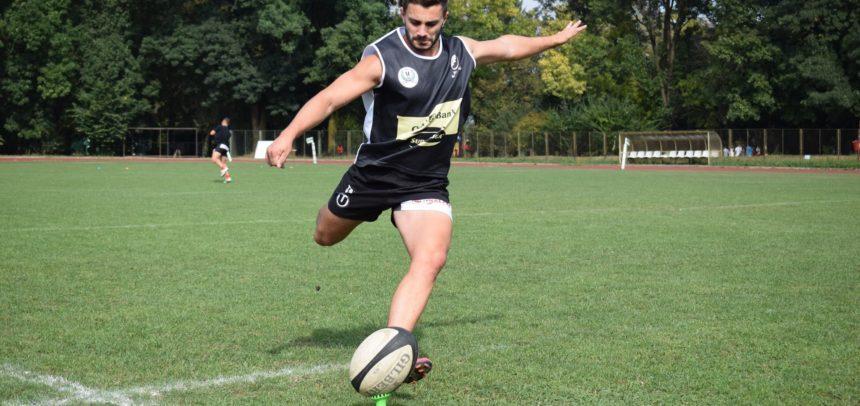 Melniciuc joacă în meciurile test World Rugby