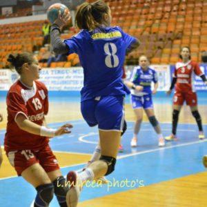 Achiziție nouă la echipa de handbal feminin