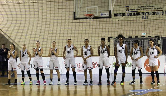 Lupta pentru titlul național la baschet feminin continuă la Cluj