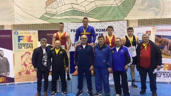 Trei medalii la Campionatul Național U23