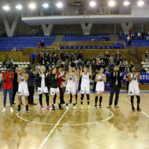 Deplasare la Târgoviște pentru echipa de baschet feminin