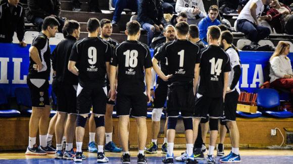 Echipa de volei masculin își dorește o victorie clară la Piatra Neamț