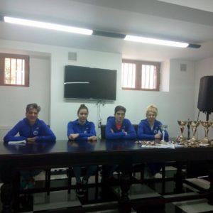 Declarații de la conferința de presă a secției de natație