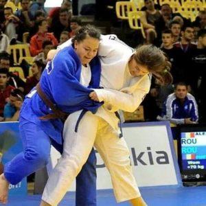 """Doi judoka de la """"U"""" participă la Campionatele Mondiale"""