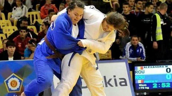 Cupă Europeană de judo la Arad