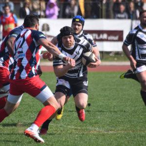 Rugbyștii au meci acasă cu CSM Știința Baia Mare