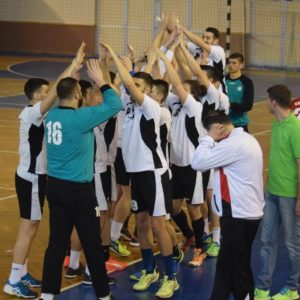 Handbaliștii se deplasează pe terenul celor de la HCM Sighișoara