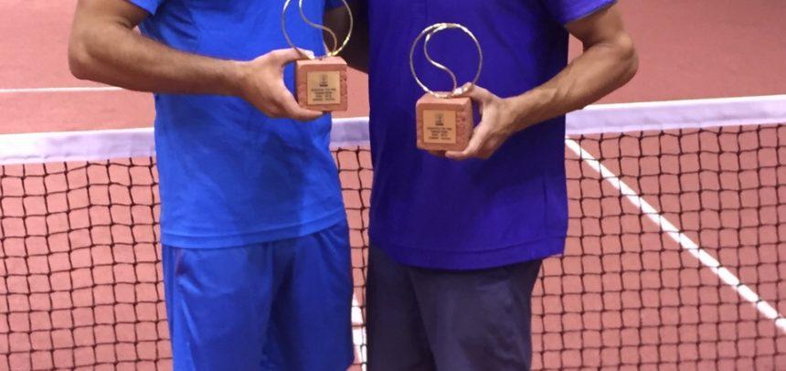 Tenismenii de la CSU Cluj sunt angrenați în turneul de la Curtea Argeș