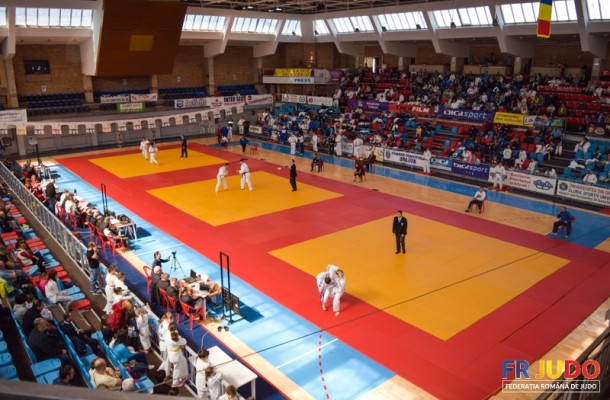 Cupa României la Judo a venit la Cluj