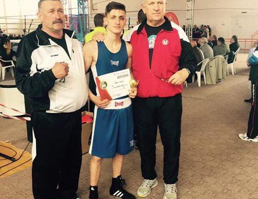 Doghi Dorin a câștigat Cupa României