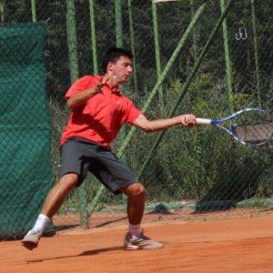 Tenismenii de la Universitatea, angrenați în turneul de la Cluj-Napoca