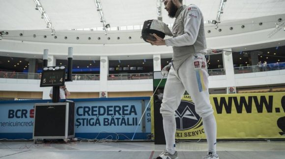 Dascălu participă la etapa de Cupă Mondială de la Copenhaga