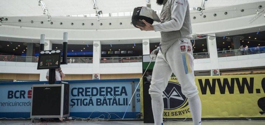 Dascălu participă la Grand Prix-ul de la Torino