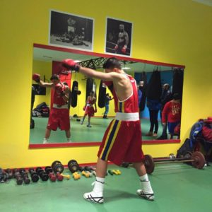 Competiții multiple pentru boxerii CSU Cluj