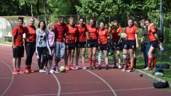 Rugbystele joacă la Pașcani ultima etapă din tur