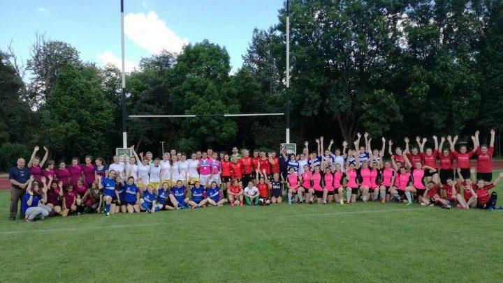Înfrângeri pentru rugbyste în etapa de la Cluj