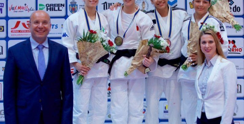 Aur pentru Ungureanu la Open-ul european de la București