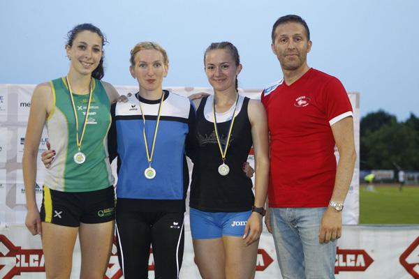 Sanda Belgyan a câștigat un concurs internațional în Italia