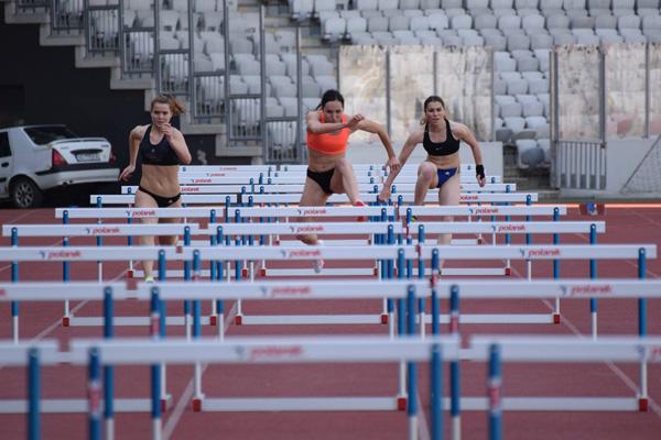 Alte două competiții de succes pentru atleții CSU Cluj