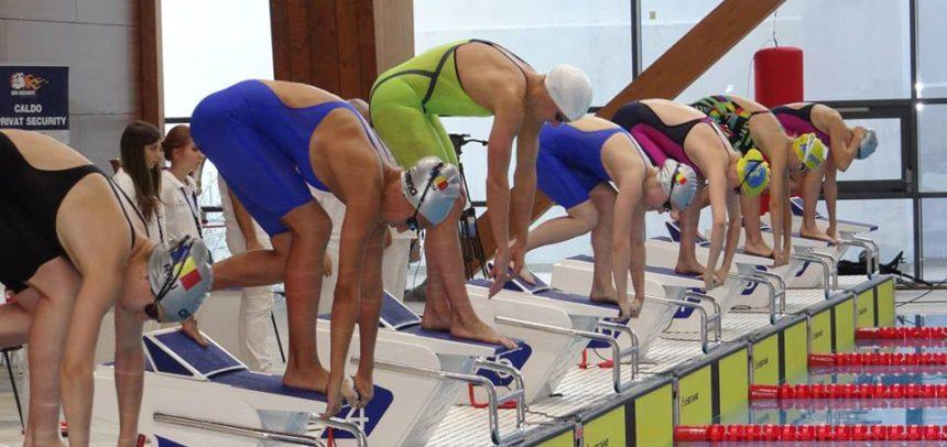 Rezultate bune la Concursul de înot din Ungaria