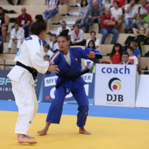 Cinci judoka universitare, la Grand Prix-ul de la Tunis