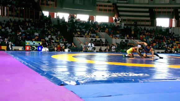 Turneu internațional de lupte la București