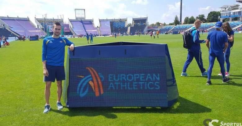 Parge s-a calificat în semifinalele Campionatului European