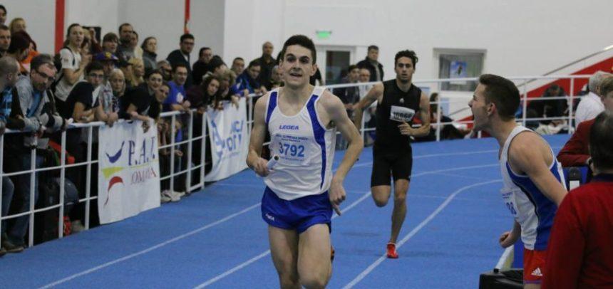 Doi atleți universitari participă la Campionatul European