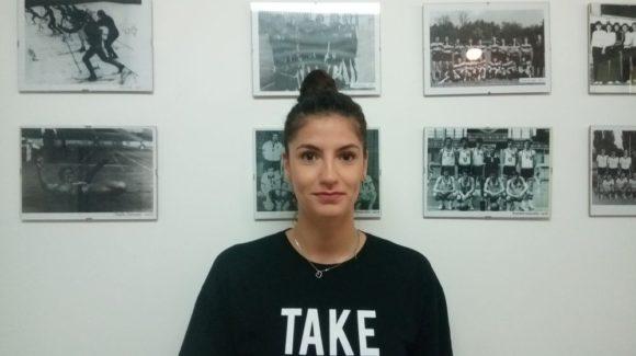 """Sabina Miclea este noul transfer al echipei """"U"""" NTT Data Cluj"""