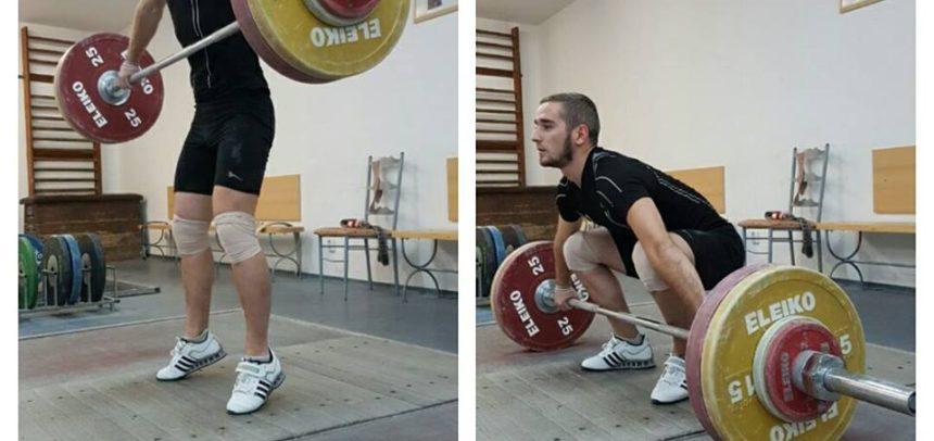 Marian Bîlc concurează pentru medalii la Bistrița