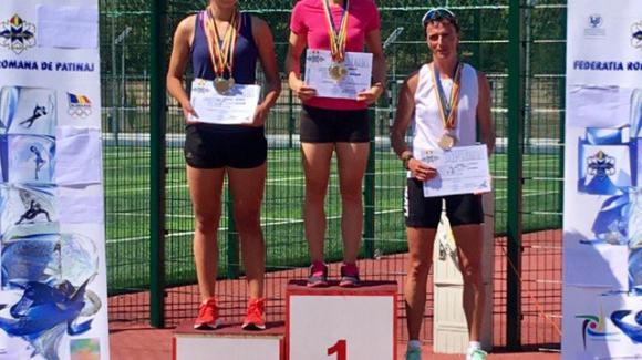 Raluca Ștef, campioană națională absolută