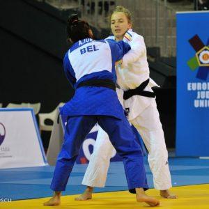 Trei judoka participă la European Judo Open