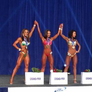 "Șase medalii la ""Pro Nutrition Grand Prix"""