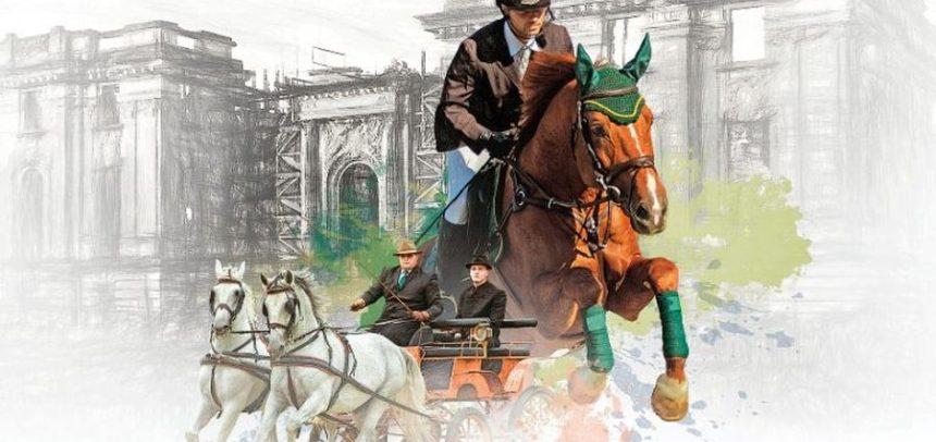 Călin Nemeș și Adrian Gherghina participă la Karpatia Horse Show
