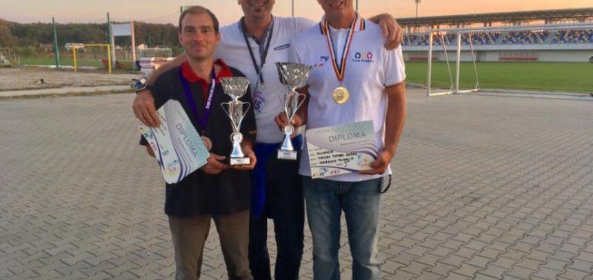 Aur și argint la Campionatul Balcanic de Anduranță